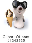 Polar Bear Clipart #1243925