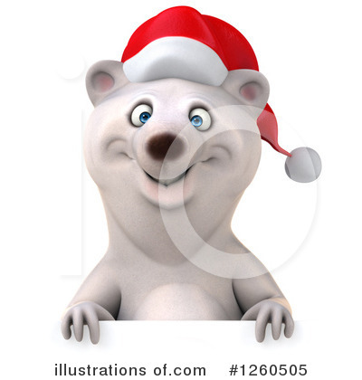 Polar Bear Clipart #1260505 by Julos