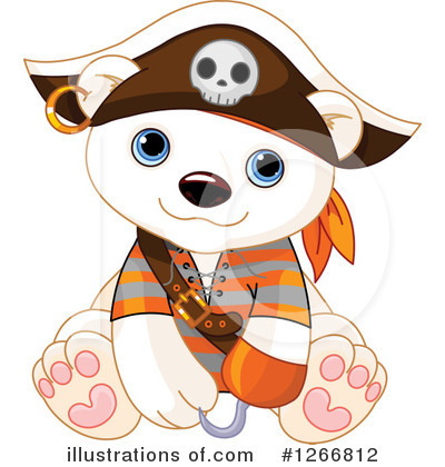Pirate Clipart #1266812 by Pushkin