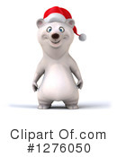 Polar Bear Clipart #1276050 by Julos