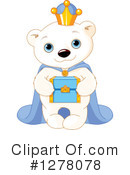 Polar Bear Clipart #1278078