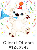 Polar Bear Clipart #1286949