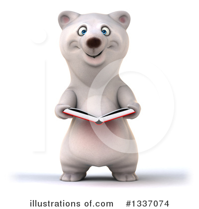 Polar Bear Clipart #1337074 by Julos
