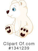 Polar Bear Clipart #1341239