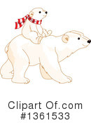 Polar Bear Clipart #1361533