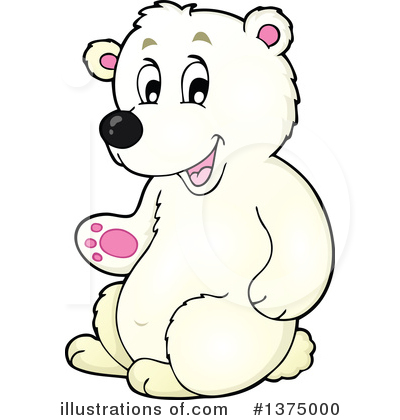 Bear Clipart #1375000 by visekart