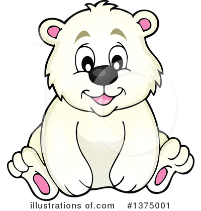 Bear Clipart #1375001 by visekart