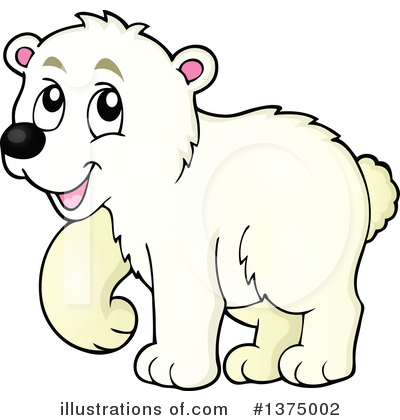 Bear Clipart #1375002 by visekart