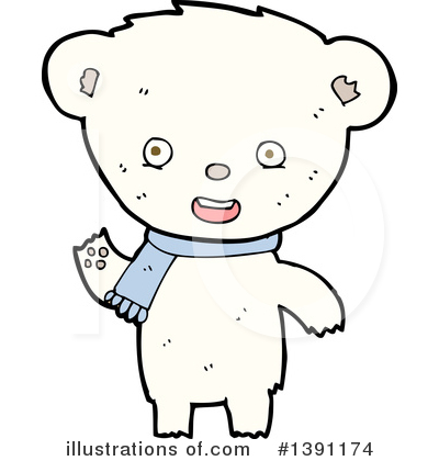Teddy Bear Clipart #1391174 by lineartestpilot