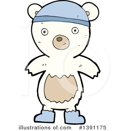 Teddy Bear Clipart #1391175 by lineartestpilot