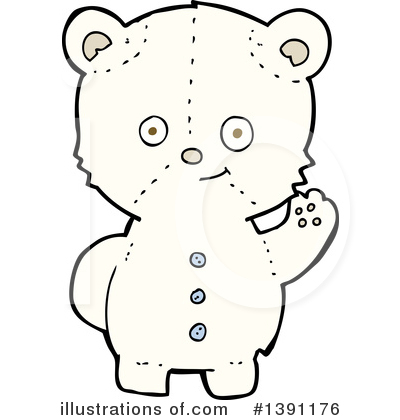 Teddy Bear Clipart #1391176 by lineartestpilot