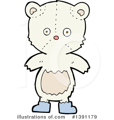 Teddy Bear Clipart #1391179 by lineartestpilot