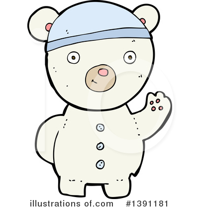 Teddy Bear Clipart #1391181 by lineartestpilot