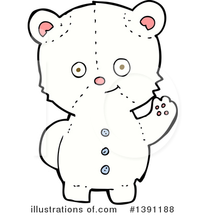 Teddy Bear Clipart #1391188 by lineartestpilot