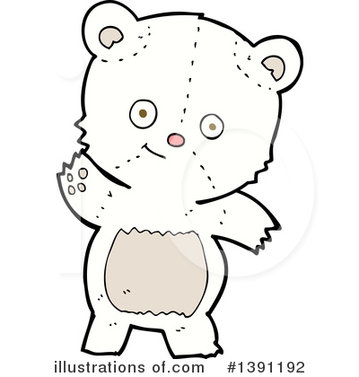 Teddy Bear Clipart #1391192 by lineartestpilot