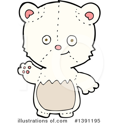 Teddy Bear Clipart #1391195 by lineartestpilot