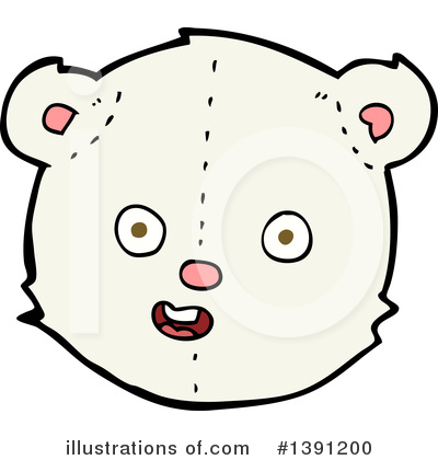 Teddy Bear Clipart #1391200 by lineartestpilot