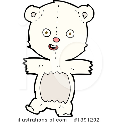 Teddy Bear Clipart #1391202 by lineartestpilot