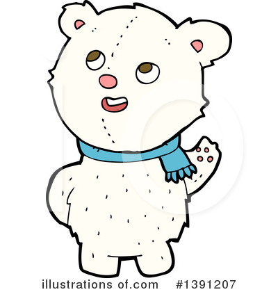 Teddy Bear Clipart #1391207 by lineartestpilot