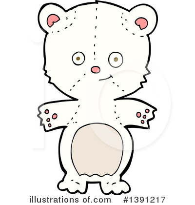 Teddy Bear Clipart #1391217 by lineartestpilot