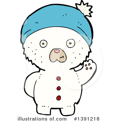 Teddy Bear Clipart #1391218 by lineartestpilot