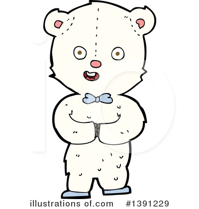 Teddy Bear Clipart #1391229 by lineartestpilot