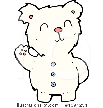 Teddy Bear Clipart #1391231 by lineartestpilot