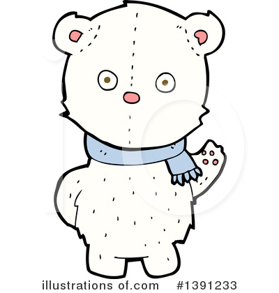 Teddy Bear Clipart #1391233 by lineartestpilot