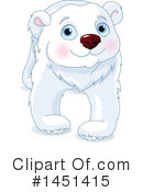 Polar Bear Clipart #1451415
