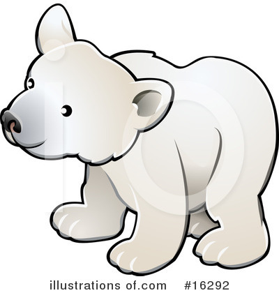 Bear Clipart #16292 by AtStockIllustration