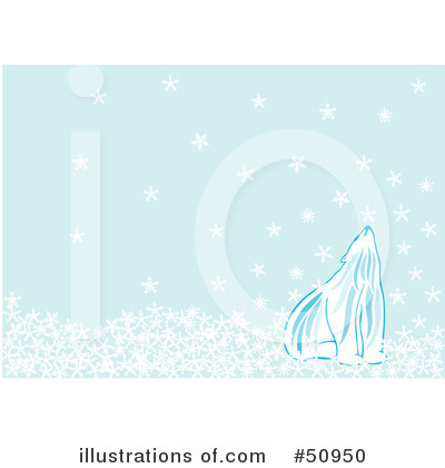 Snowflakes Clipart #50950 by Cherie Reve