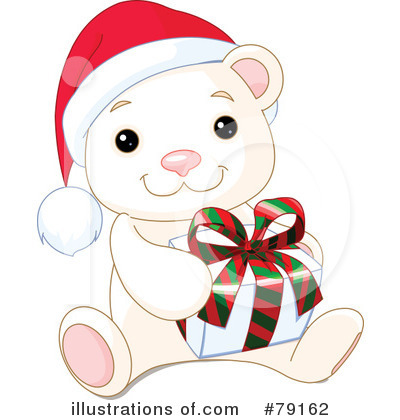 Polar Bear Clipart #79162 by Pushkin