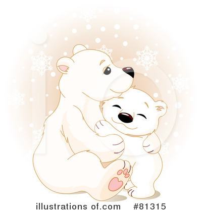 Polar Bear Clipart #81315 by Pushkin