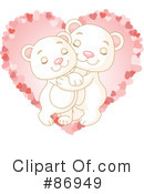 Polar Bear Clipart #86949