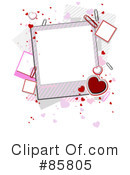 Polaroid Clipart #85805 by BNP Design Studio