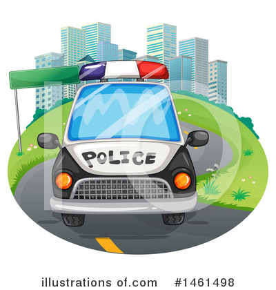 Police Clipart #1461498 by Graphics RF