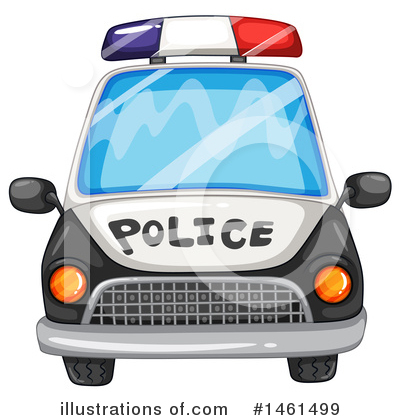 Police Clipart #1461499 by Graphics RF