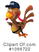 Police Chicken Clipart #1066722 by Julos