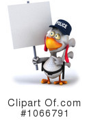 Police Chicken Clipart #1066791 by Julos