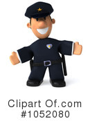 Police Clipart #1052080 by Julos