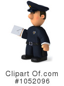 Police Clipart #1052096 by Julos