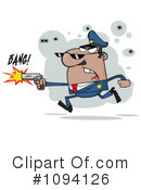Police Clipart #1094126 by Hit Toon