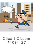 Police Clipart #1094127 by Hit Toon