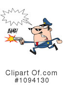 Police Clipart #1094130 by Hit Toon