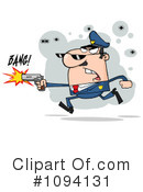 Police Clipart #1094131 by Hit Toon