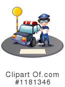 Police Clipart #1181346 by Graphics RF