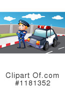 Police Clipart #1181352 by Graphics RF