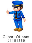 Police Clipart #1181386 by Graphics RF