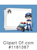 Police Clipart #1181387 by Graphics RF
