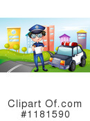 Police Clipart #1181590 by Graphics RF